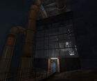 Main Platform 2 Test Shaft 09 Portal 2