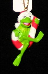Giftco ornament kermit
