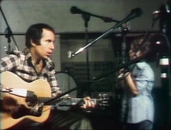 PaulSimonRecording