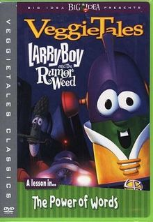 Larry boy and the rumor weed the veggietales encyclopedia wiki