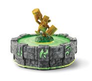 Stump Smash Toy