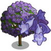 Jacaranda Tree (tree)-icon