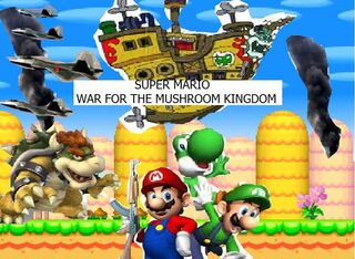 Mario war new box