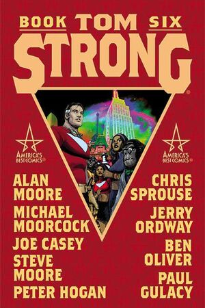 Cover for Tom Strong (Collections) #6
