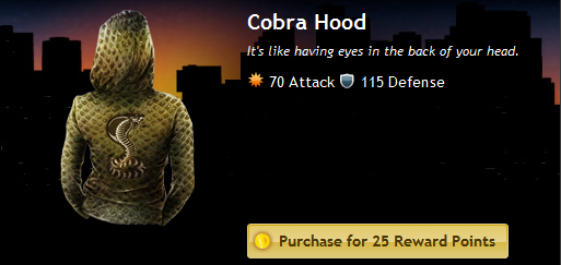 Marketplace Cobra Hood