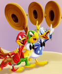 TresCaballeros