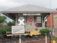 New Braunfels Railroad Museum IMG 3246