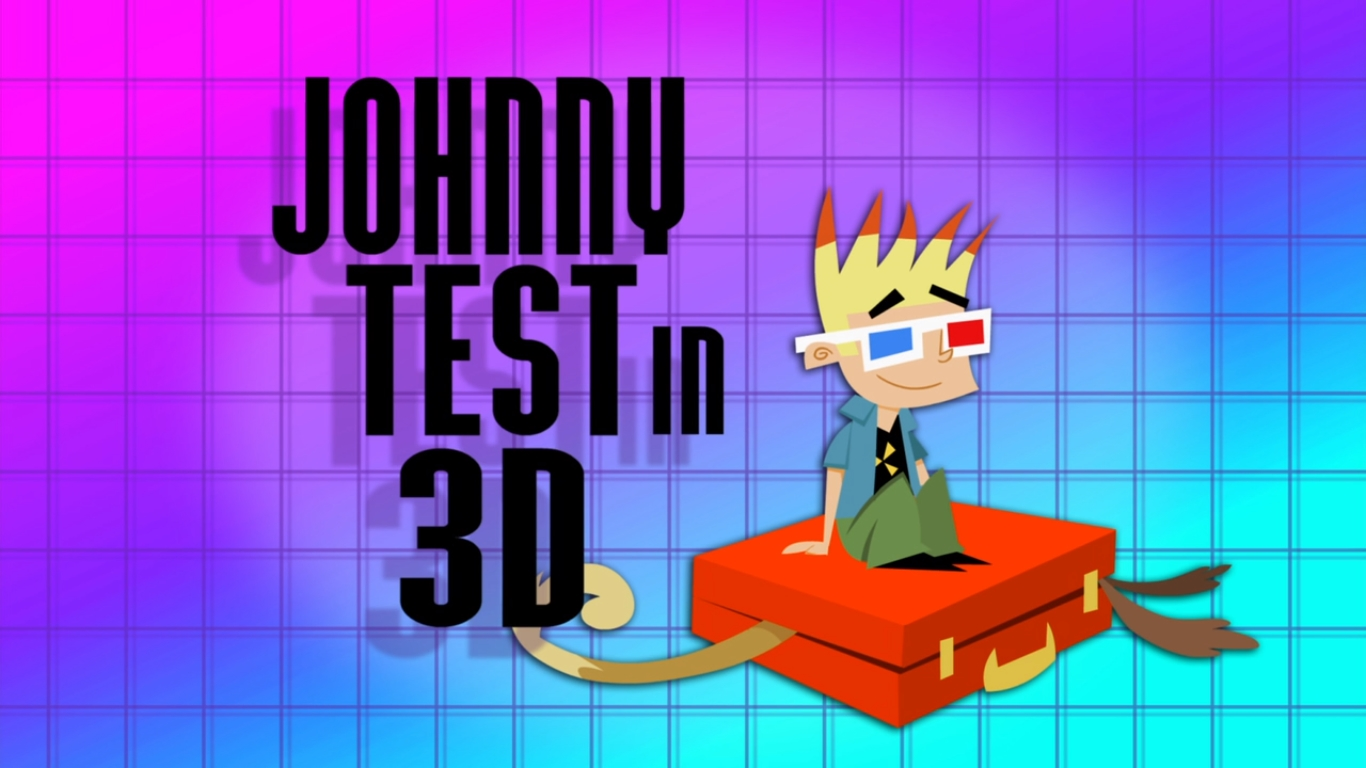 Johnny Test titlecard