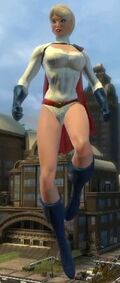 Power Girl City