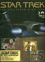 The Collectors Edition issue 55 cover