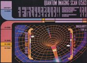 Quantum singularity graphic