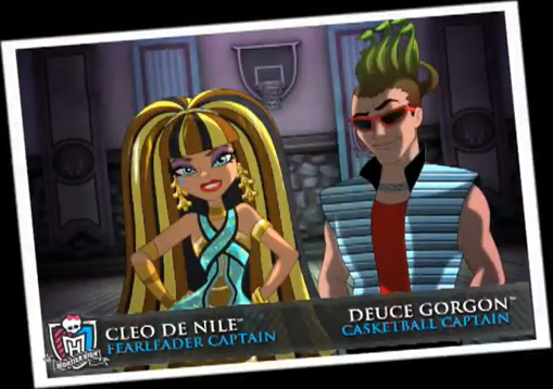 Cleo de nile monsterhighclub wiki fandom powered by wikia - Monster high deuce ...