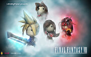 Final Fantasy VII LBP2