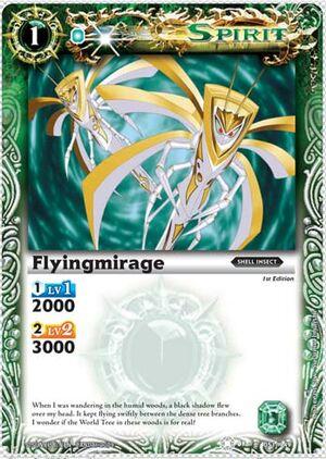 BS01 -battle spirits set 1 -spirits. 300px-Flyingmirage2
