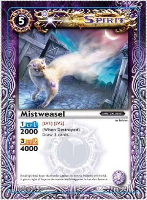 BS01 -battle spirits set 1 -spirits. 300px-Mistweasel2