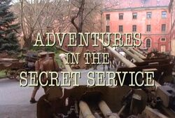 AdventuresInTheSecretService