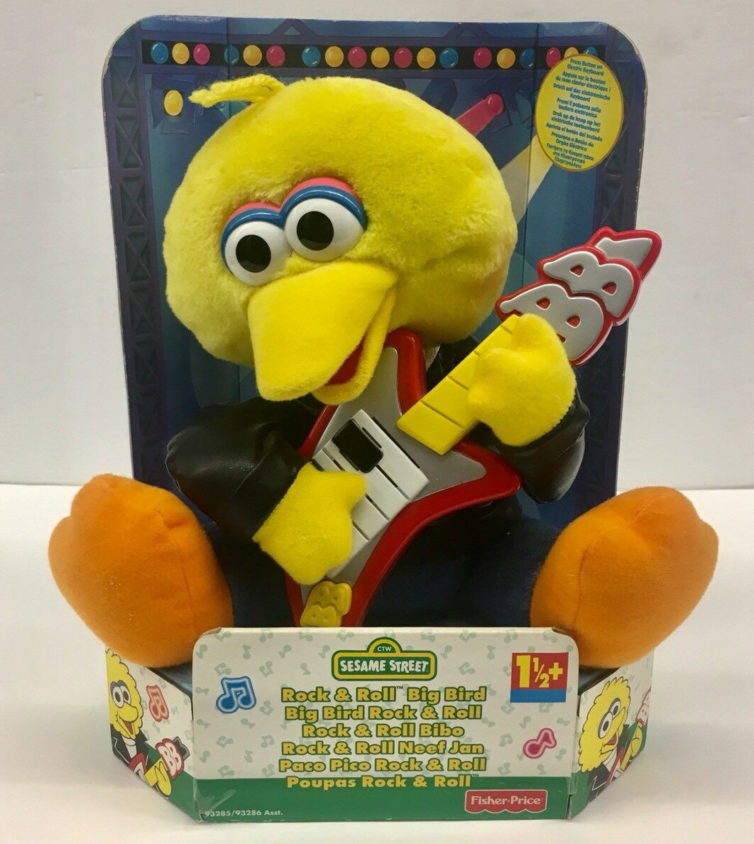 Rock&amp;RollBigBirdTyco1999