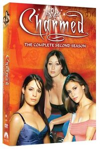 Charmed S2 DVD