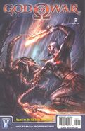 God of War Vol 1 2