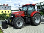 Case IH MAXXUM 140 tractor