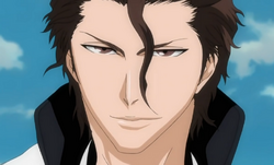 Aizen has the power of the Final Fusion