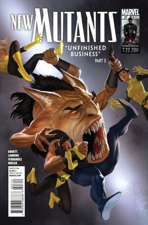 New Mutants Vol 3 27
