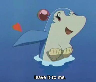 acade bomberman jetters dolphin