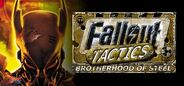 Fallout Tactics Steam banner