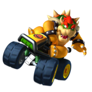 Bowser MK7