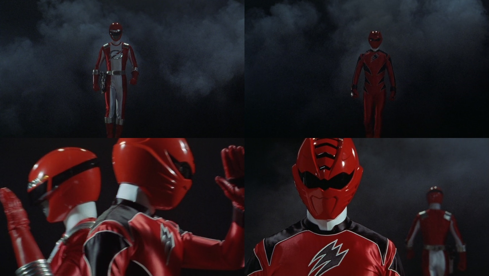 Rumbling Squadron Boukenger: The Super Sentai And Power Rangers