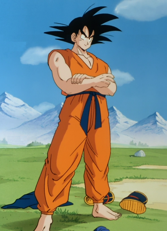 Power Level - Dragon Ball Wiki