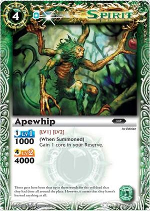 BS01 -battle spirits set 1 -spirits. 300px-Apewhip2