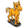 Golden Pony Foal-icon