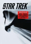 Star Trek 2 disc collector's edition steelbook