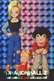 DBZ 18 Marron and Krillin