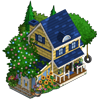 Summer Cottage-icon