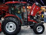 Case IH Farmall 60 MFWD - 2009