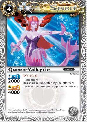 BS01 -battle spirits set 1 -spirits. 300px-Queen-valkyrie2