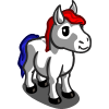 French Mini Horse-icon