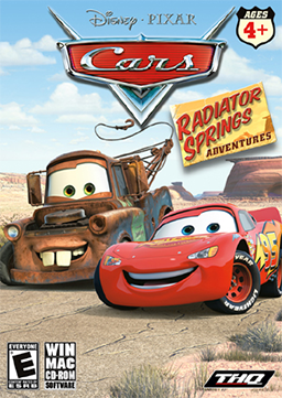 CARS RADIATOR SPRINGS ADVENTURE PC CRACK SERIAL KEYGEN UPDATE 2