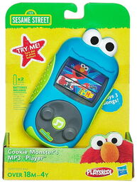 Cookie monsters mp3 player 1