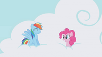 Rainbow Dash 'Pinkie, you're so random' S1E5