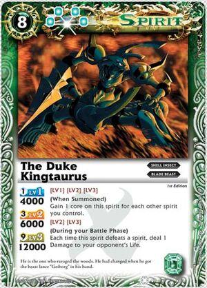 BS01 -battle spirits set 1 -spirits. 300px-Kingtaurus2