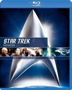 Star Trek Nemesis Blu-ray cover Region A (Japan)