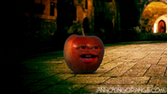 Moldywarts as an apple
