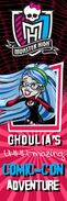 Ghoulia's UHHH-mazing Comic-Con adventures