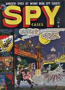 Spy Cases Vol 1 7
