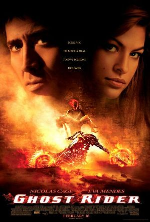 GhostRider Poster