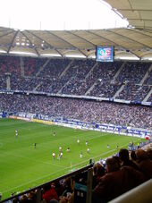 Hamburg AOL-Areana HSV-SGE