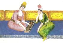 Two Ottoman women